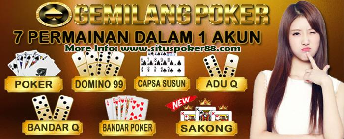 gemilang poker