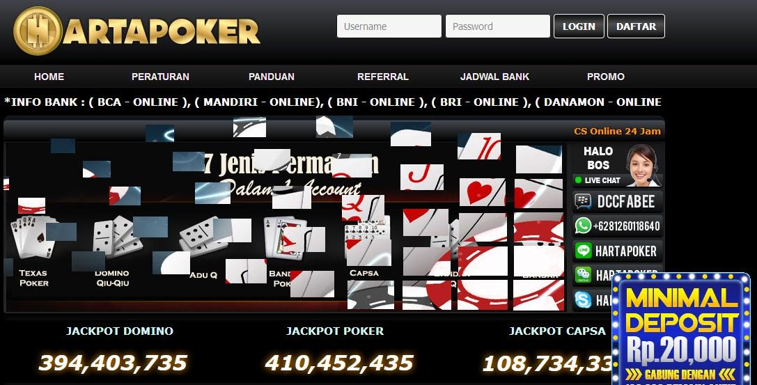 Harta Poker
